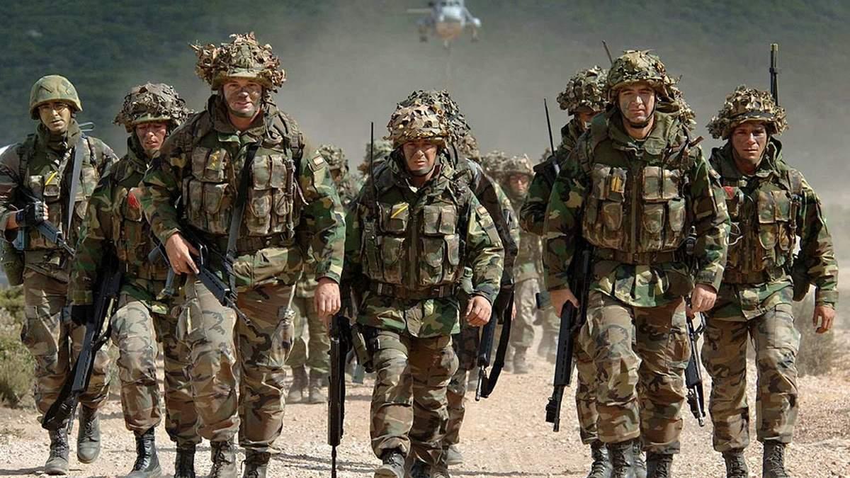 Пентагон спрямує 800 військових на кордон з Мексикою