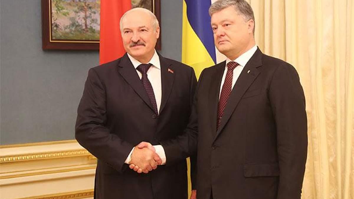 Белорусы назвали Порошенко российским