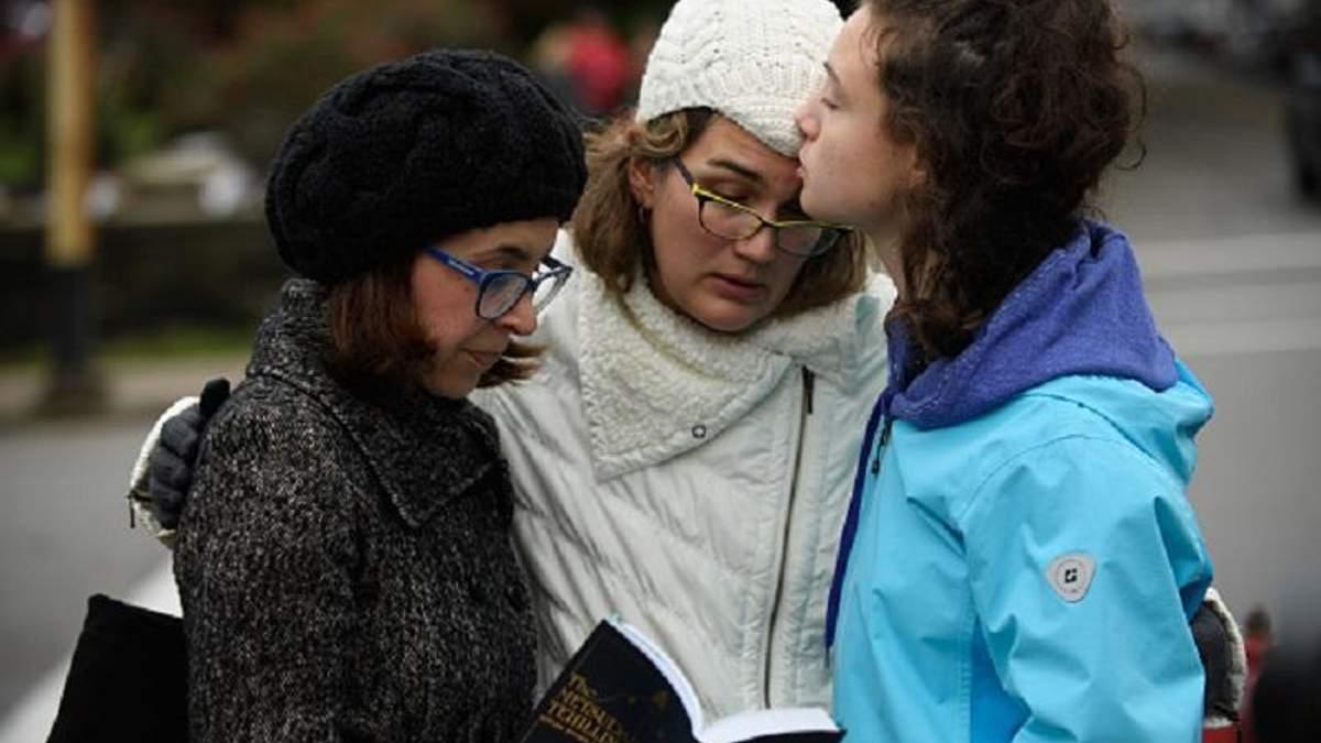 Число жертв в результате стрельбы в Питтсбурге выросла