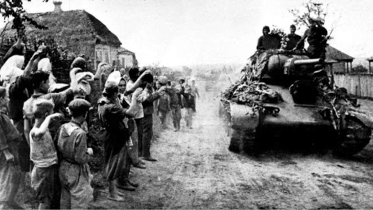 День визволення від нацистів
