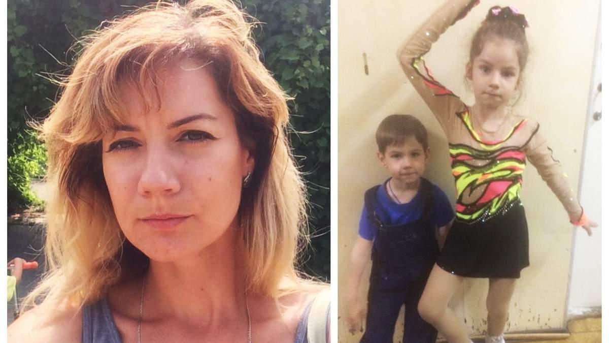 Мать утопила своих детей в Киеве: видео с места убийства