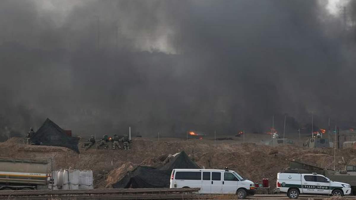 Ізраїль наніс авіаудар по  Сектору Гази: загинули троє палестинських підлітків