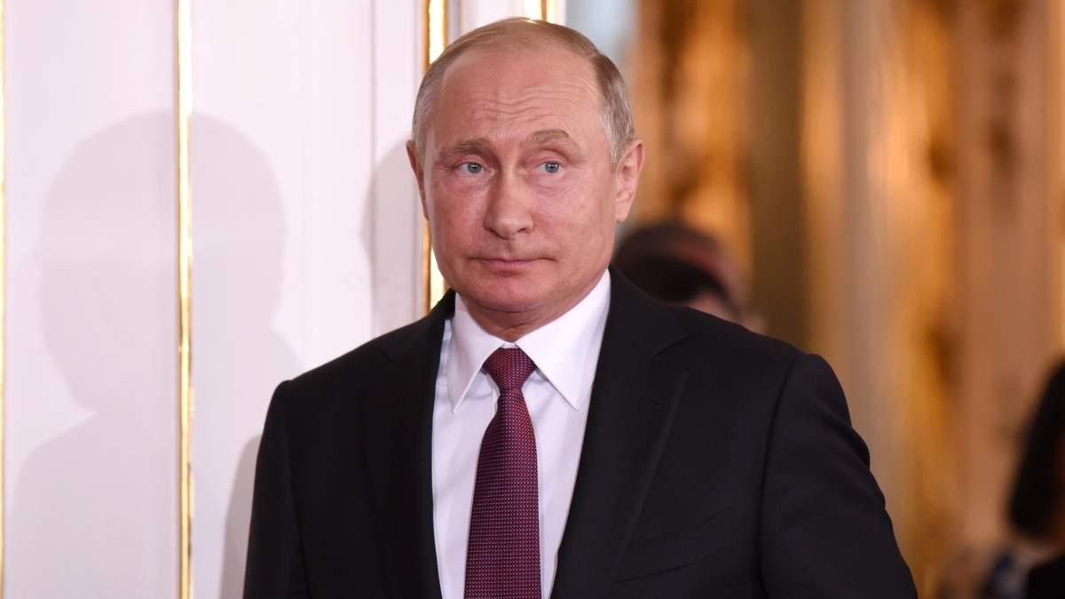 """Путин в очередной раз солгал относительно Украины и """"российского"""" Крыма"""