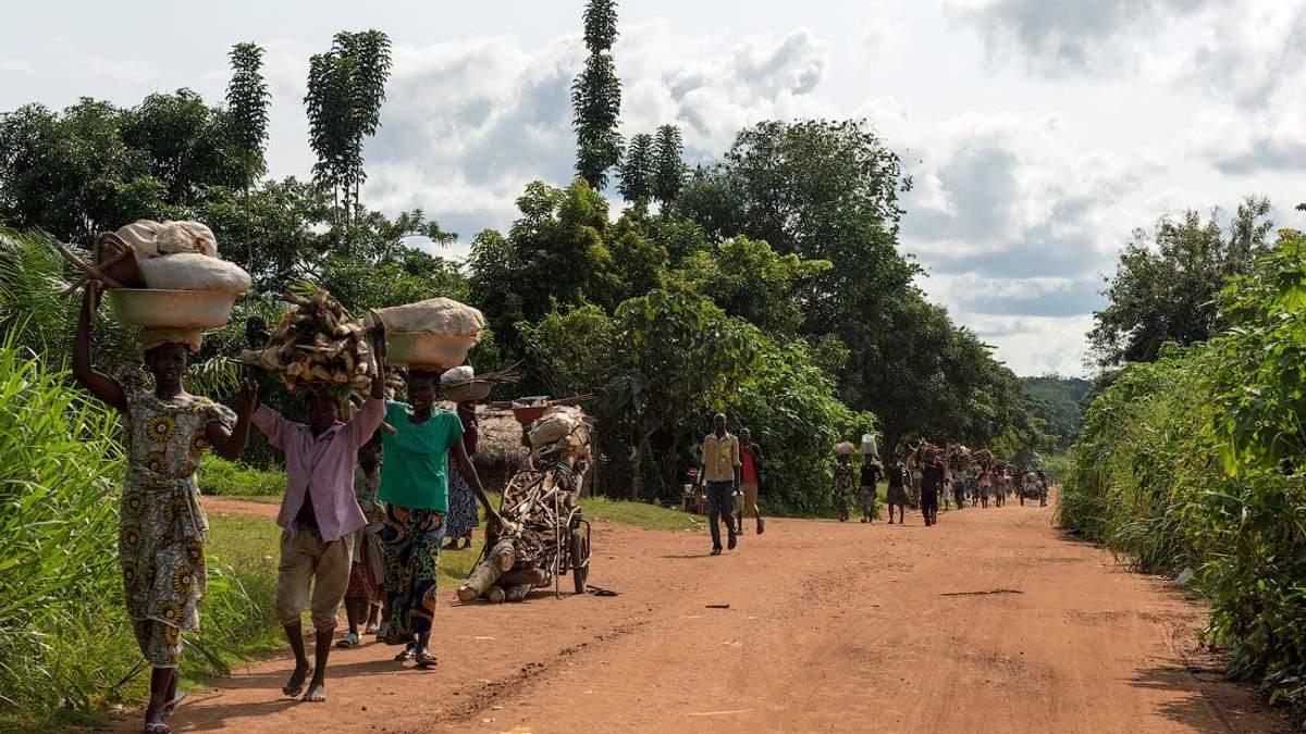 Что делает минобороны России в центре Африки?