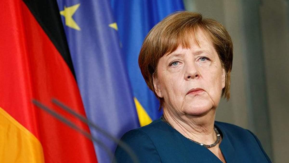 Ангела Меркель не буде балотуватись в канцлери на новий термін