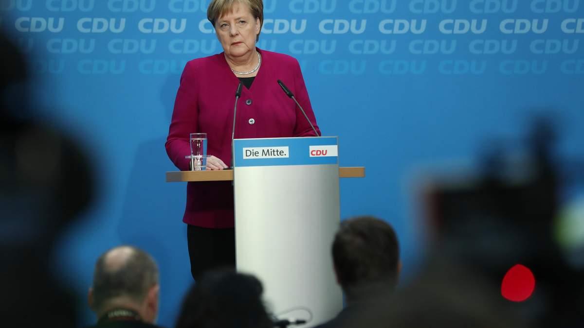 Меркель йде з посади голови ХДС: хто замінить чинного канцлера Німеччини у партії