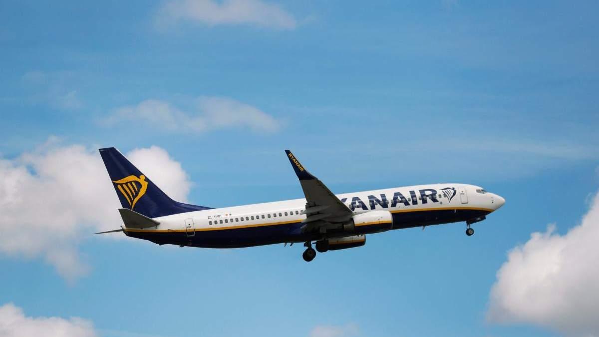Ryanair запускає ще три нові рейси