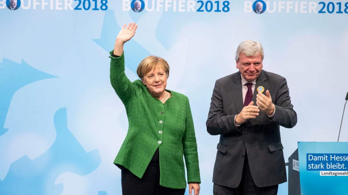 """Серьезный вызов Европе, – западные СМИ о скором завершении """"эры Ангелы Меркель"""""""