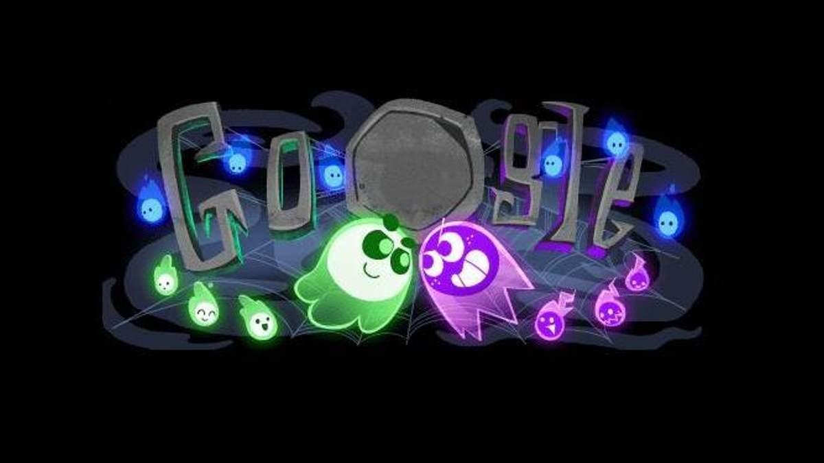 Хелловін 2018 - як грати в онлайн-гру от Google до Хэлловіна