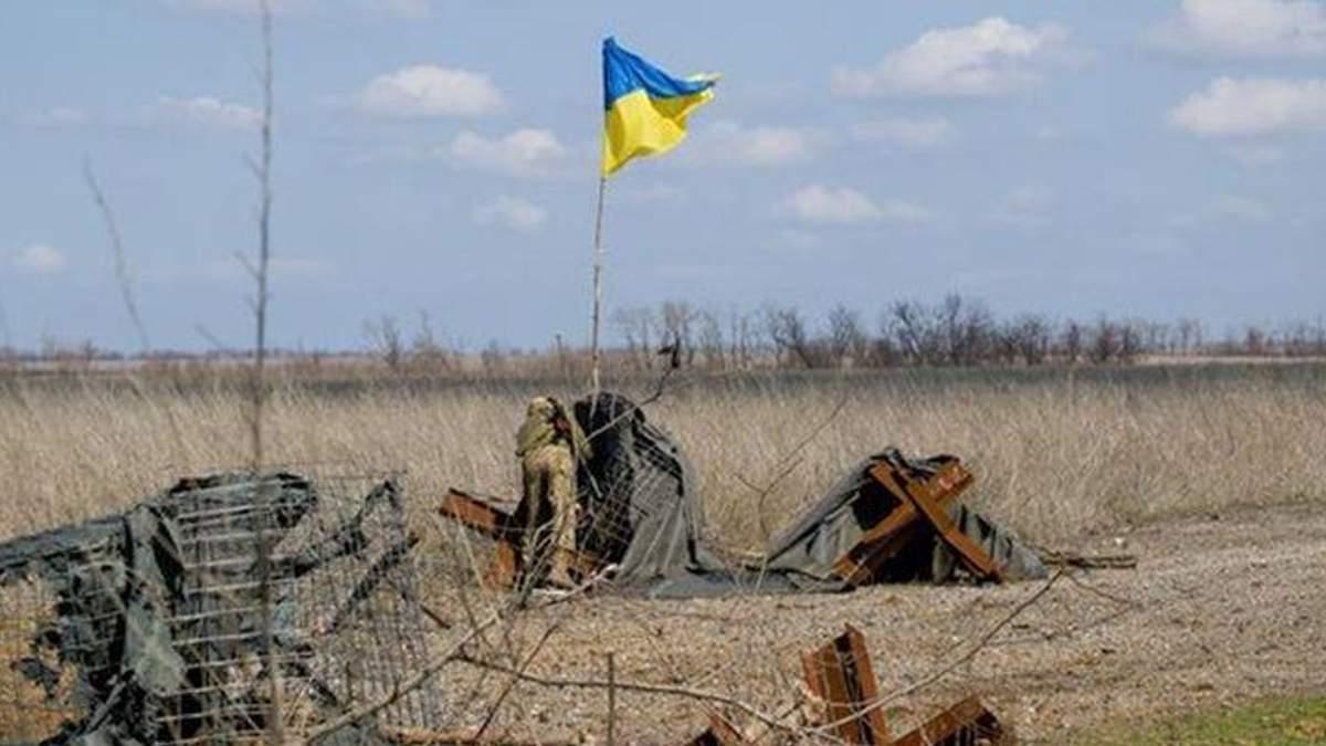 Операція Об'єднаних сил: на Донбасі поранено одного українського військового