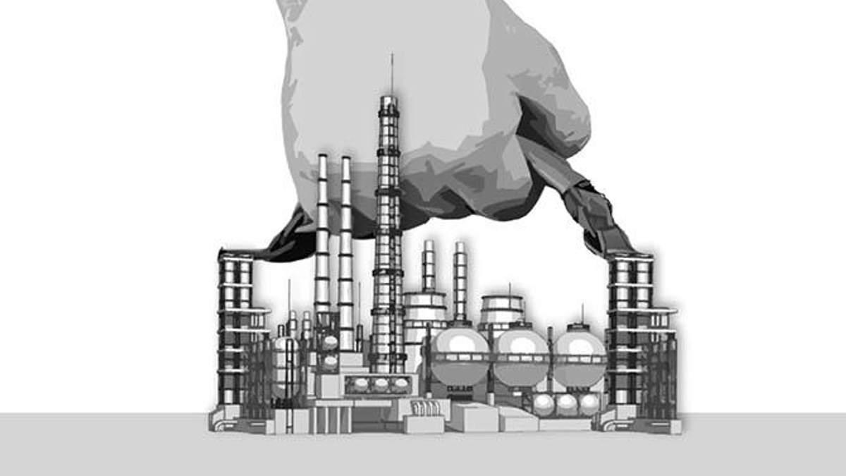Украине необходима массовая приватизация – доказано США