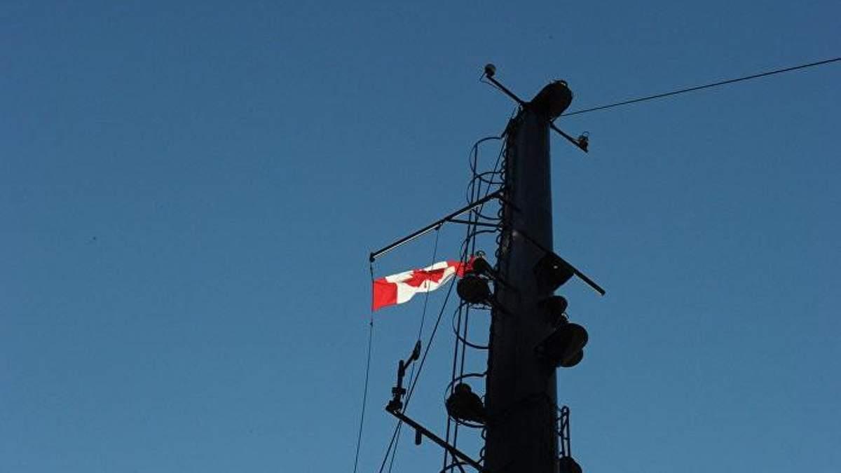 Канада закупить британські протичовнові кораблі для захисту від Росії