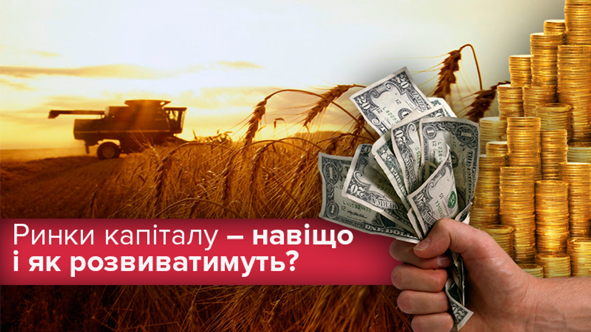 """Украине нужен развитый финансовый сектор: аргументы """"за"""""""