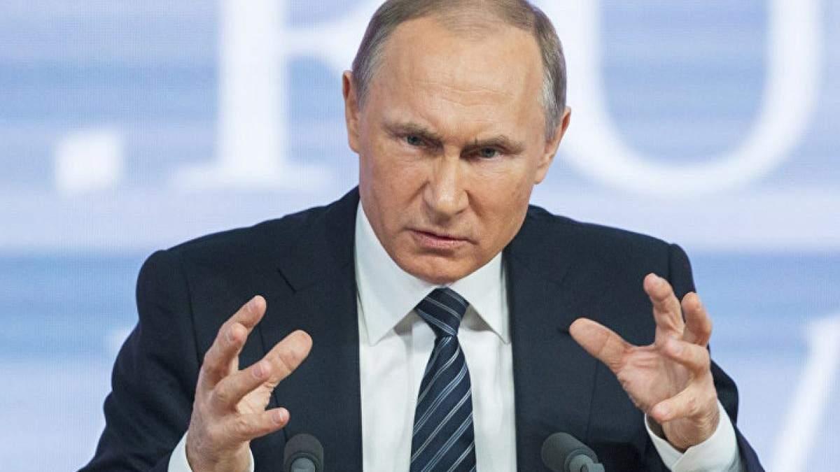 """""""Вся Росія не забуде"""": Путін знову відзначився обурливою заявою щодо окупації Криму"""