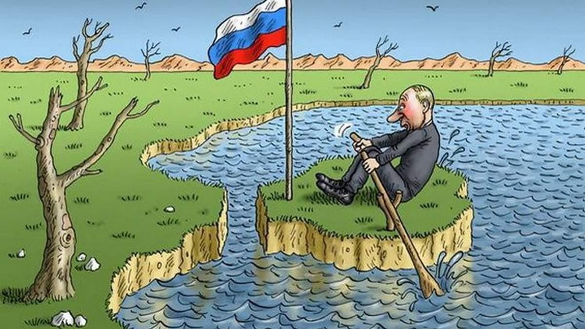 Закон обратной силы не имеет, или Почему Крым – украинский