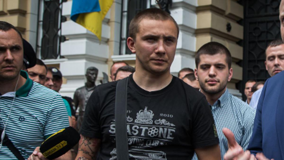 Одеський активіст знає, хто організував замах на нього, і чому вони не затримані