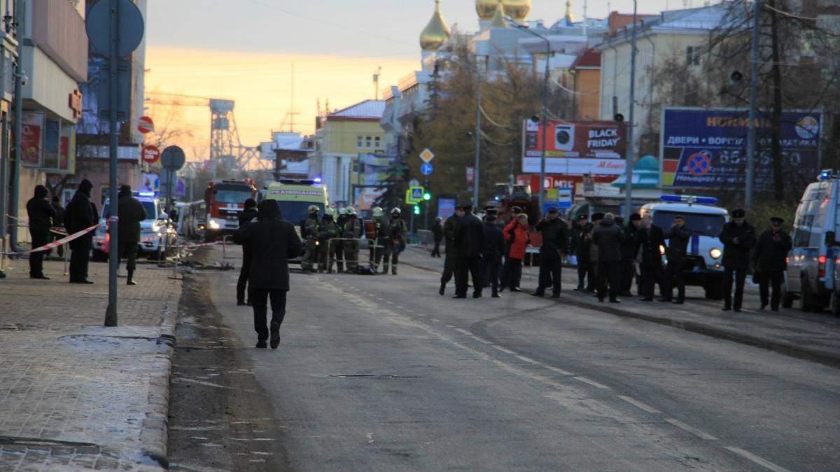 Теракт у Архангельску – початок боротьби з путінським царизмом, – український генерал