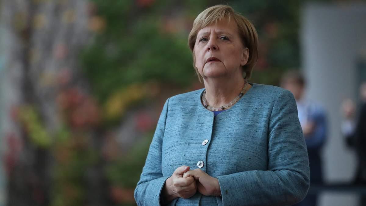 """""""Северный поток-2"""" и Украина: Меркель хочет, чтоб у Киева были гарантии"""