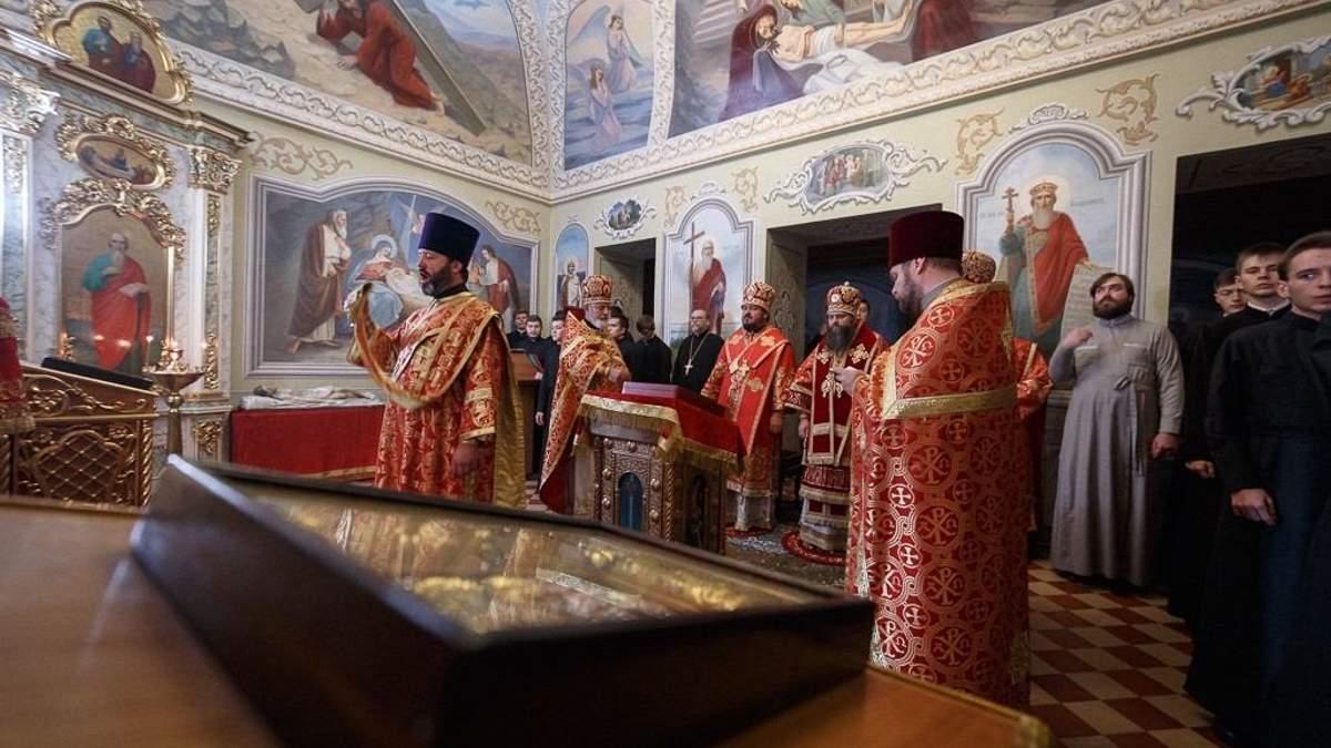 Харьковская епархия УПЦ заявила о верности Московскому патриархату
