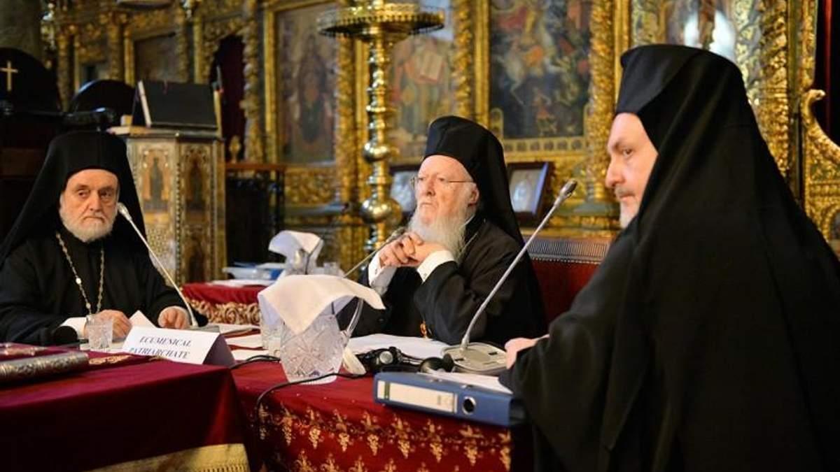В Україні більше немає Московського патріархату, – Константинополь