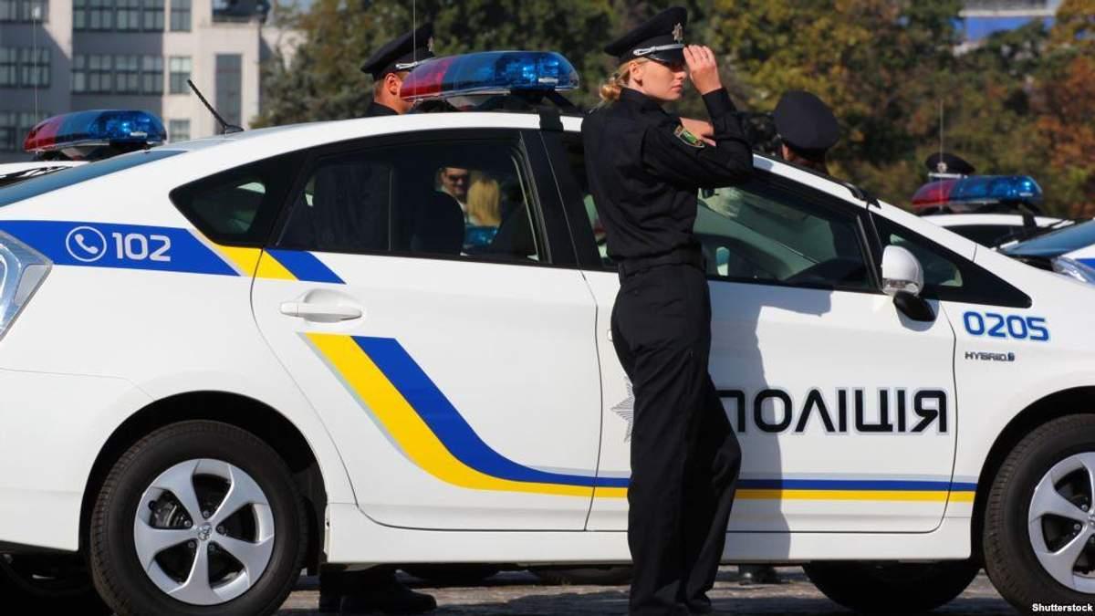 В Украине заработал закон о штрафах за незаконное использование символики полиции