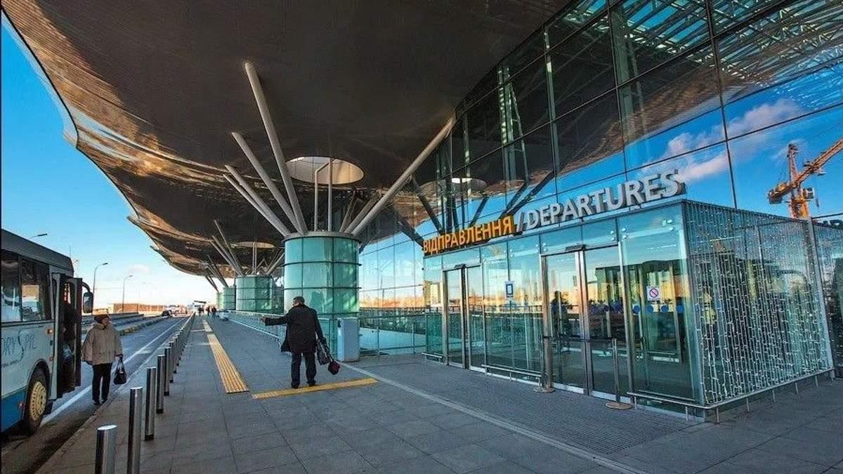5 крупнейших аэропортов в Украине будут патрулировать еще и кинологи