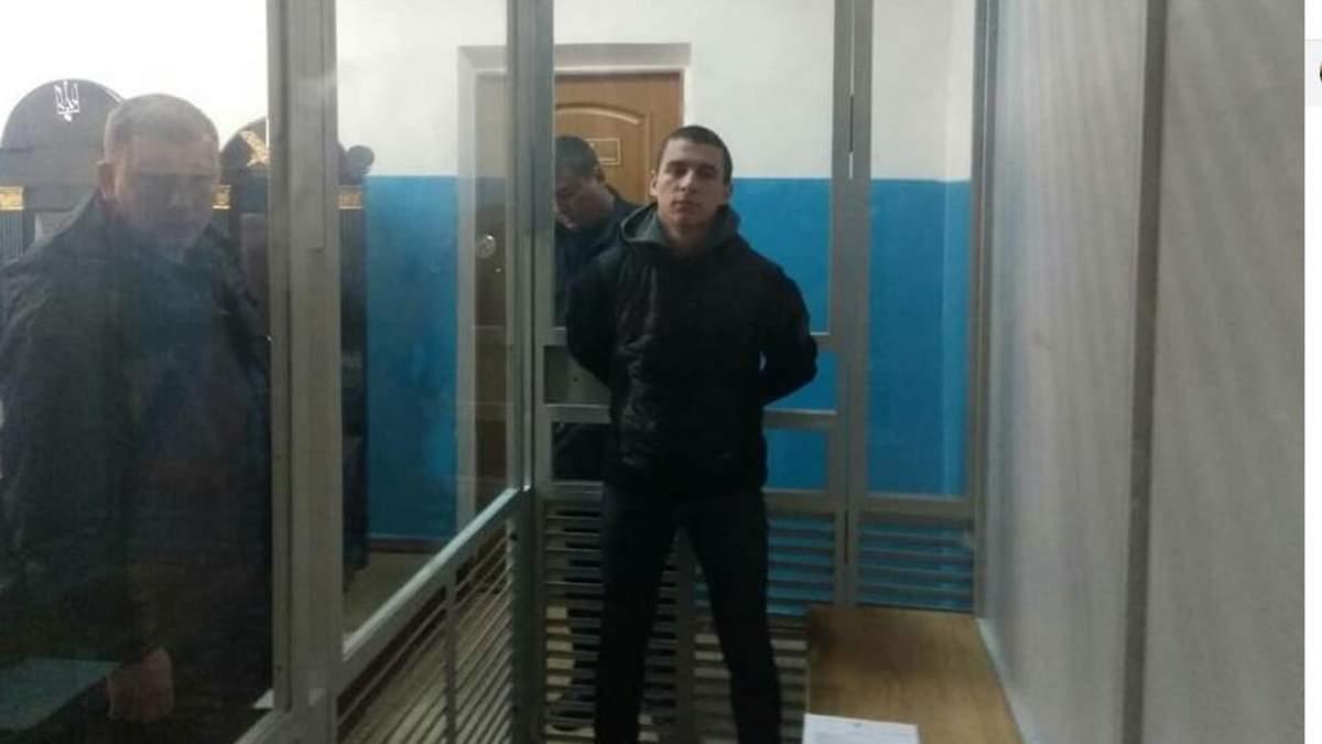 Полиция задержала исполнителей и заказчика по делу Мазура,  им избирают меру пресечения