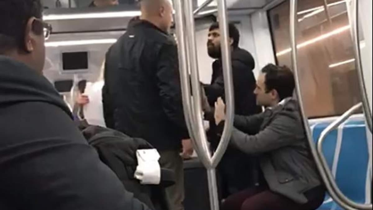 Скандал с нападением украинцев на индуса в метро Рима получил продолжение