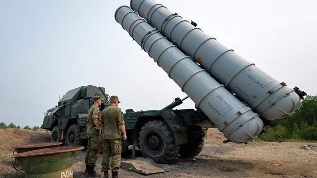 В Украине впервые за 19 лет прошли пуски ракет с мобильного ЗРК С-300В1