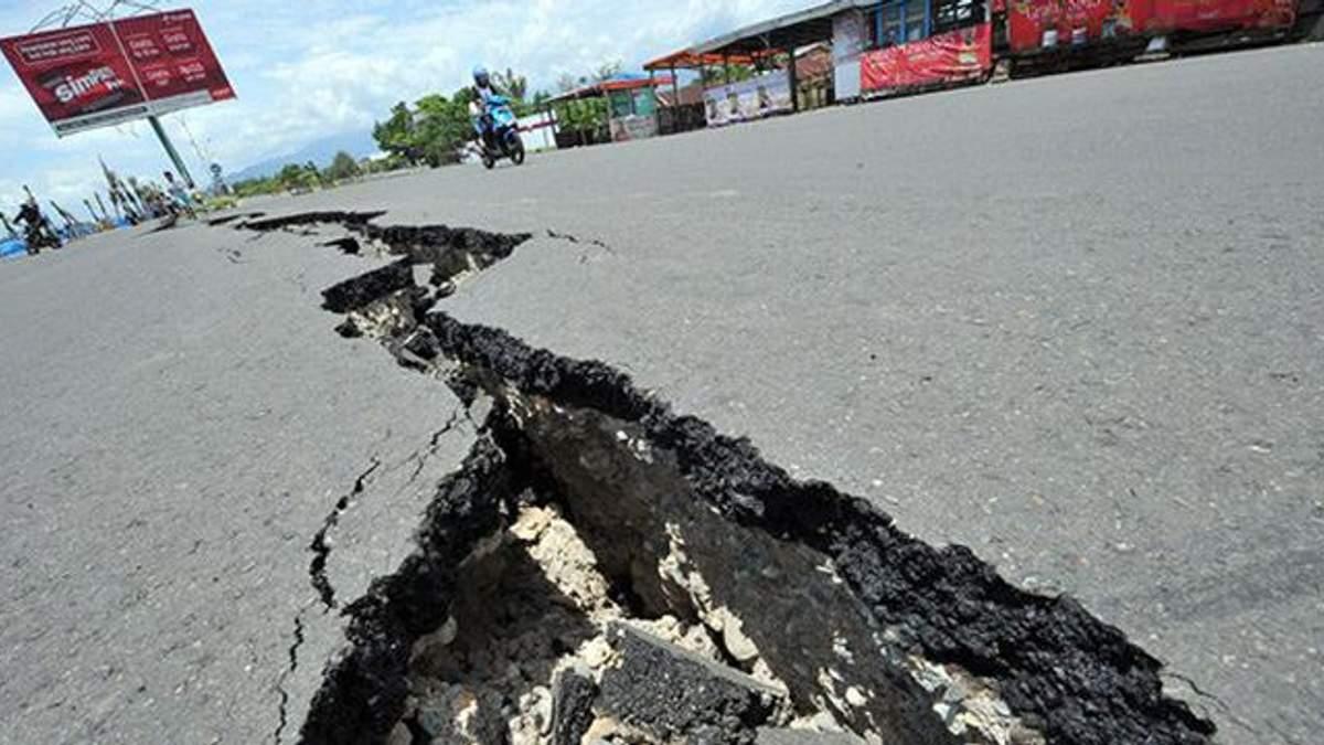 В Индонезии произошло еще одно землетрясение