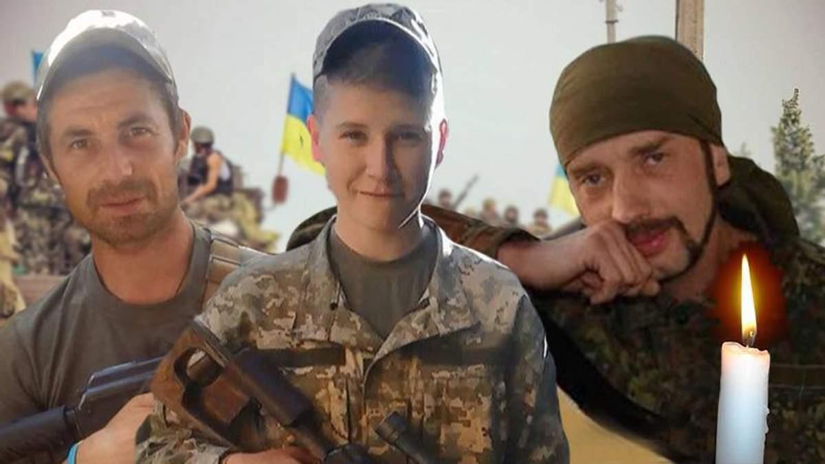 У жовтні Україна втратила 11 військових: імена та фото загиблих бійців