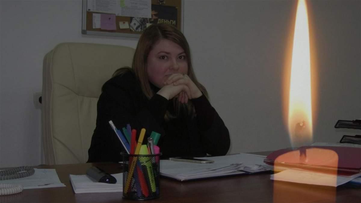 Смерть Екатерины Гандзюк: в полиции назвали причину