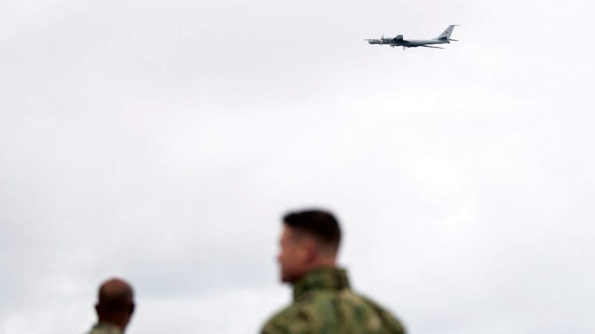 Провокація РФ під час навчань НАТО
