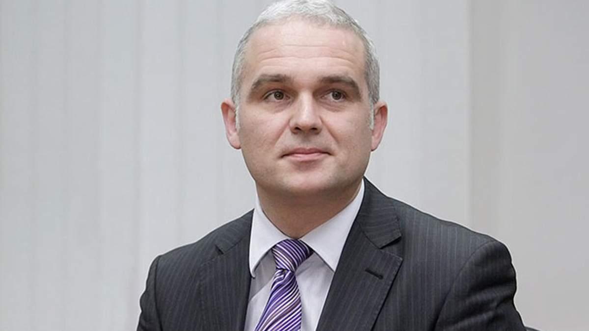 Суд обрав запобіжний захід кримському судді Чорнобуку, якого підозрюють у держзраді