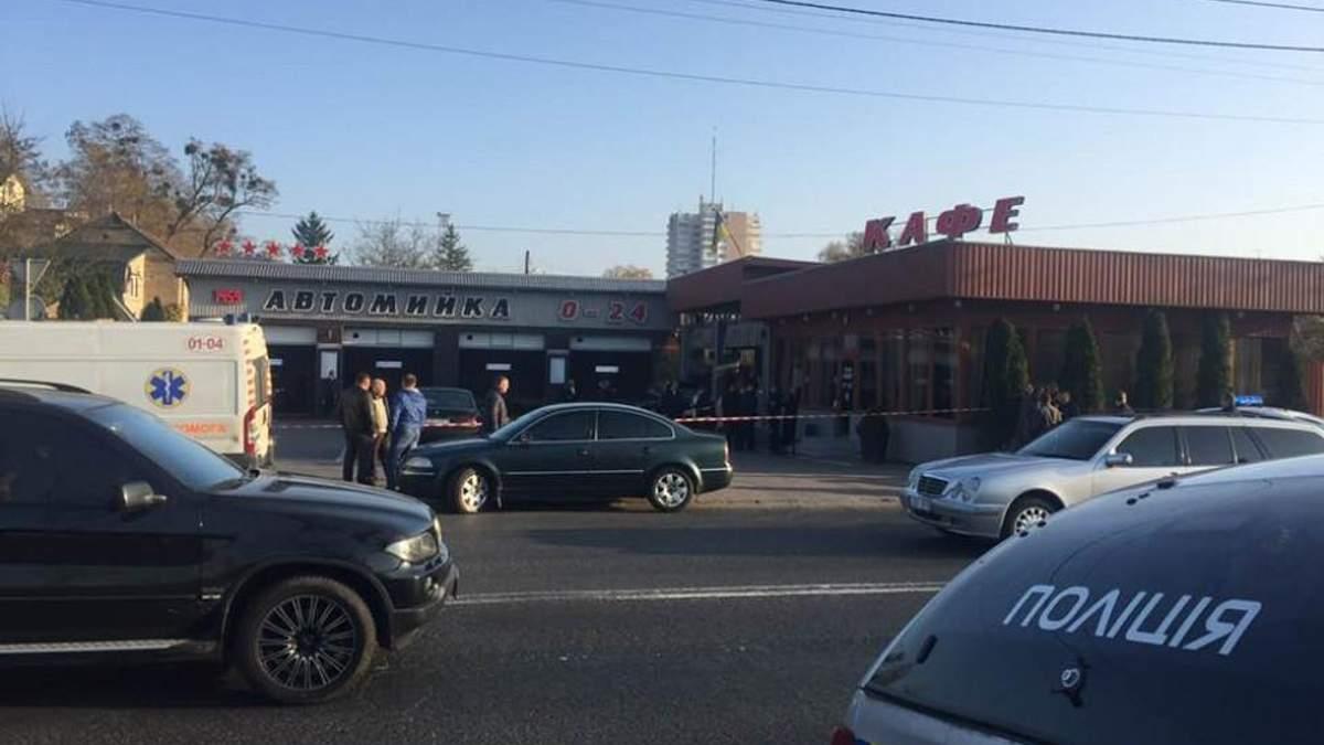 Стрілянина на автомийці у Луцьку: у місті оголосили план перехоплення
