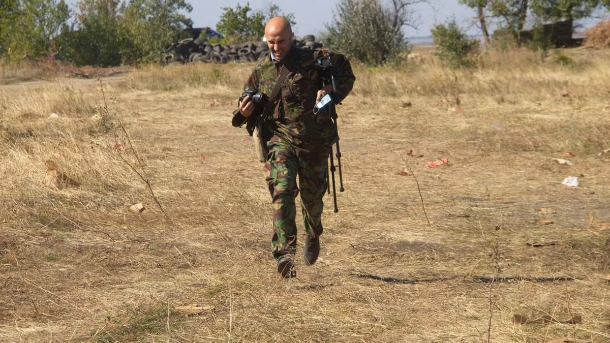 Пропагандист Філіпс намагався спровокувати посла України в Австрії Олександра Щербу: деталі