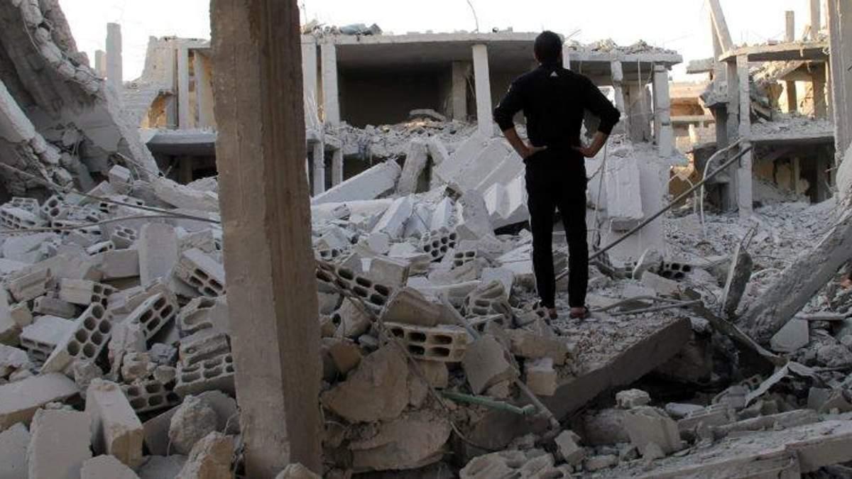 """У Сирії підірвались шестеро росіян з ПВК """"Вагнера"""""""