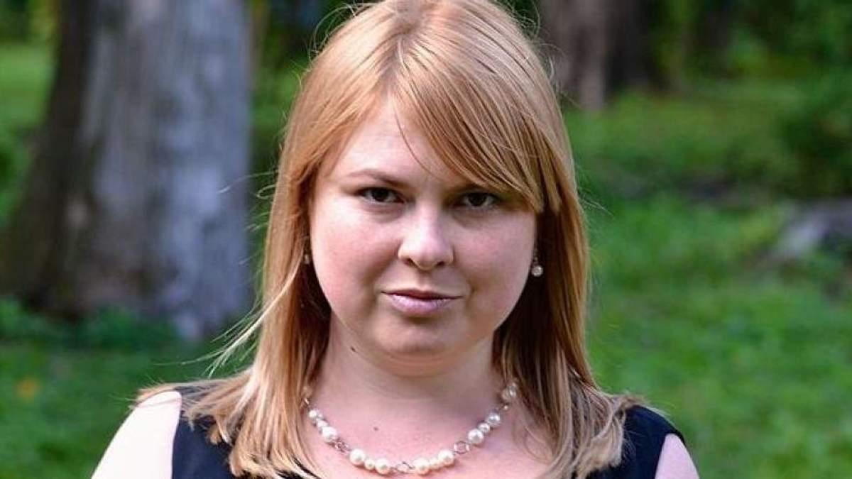 Померла Катерина Гандзюк: де та коли відбудеться похорон