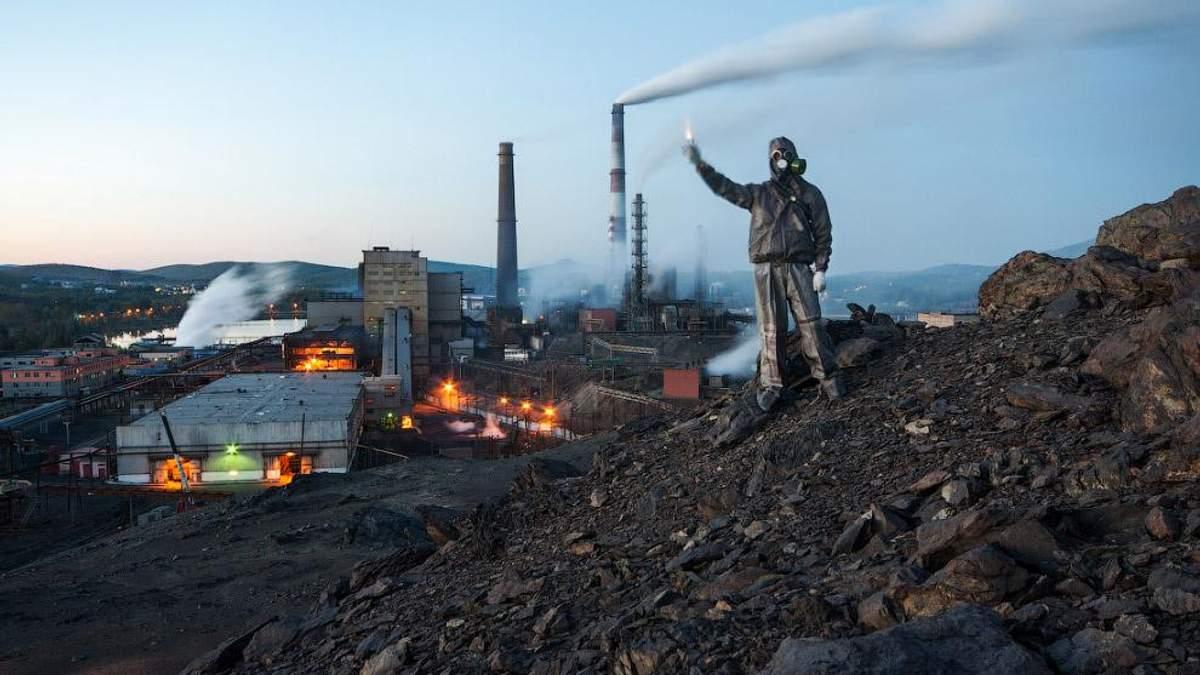 Рейтинг найбрудніших міст на планеті