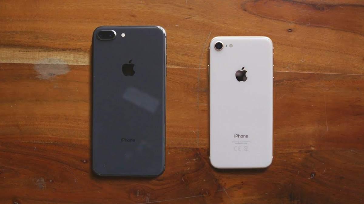 Apple начала продавать восстановленные iPhone 8 и 8 Plus