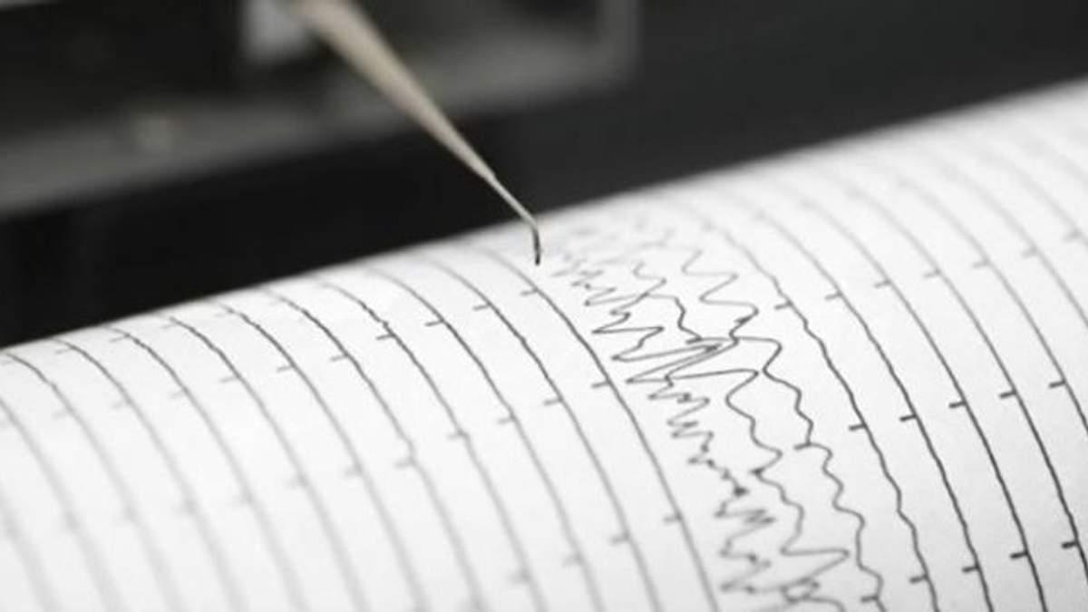 В Грузии произошли два землетрясения