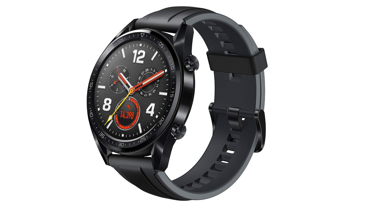Huawei Watch GT: цена в Украине