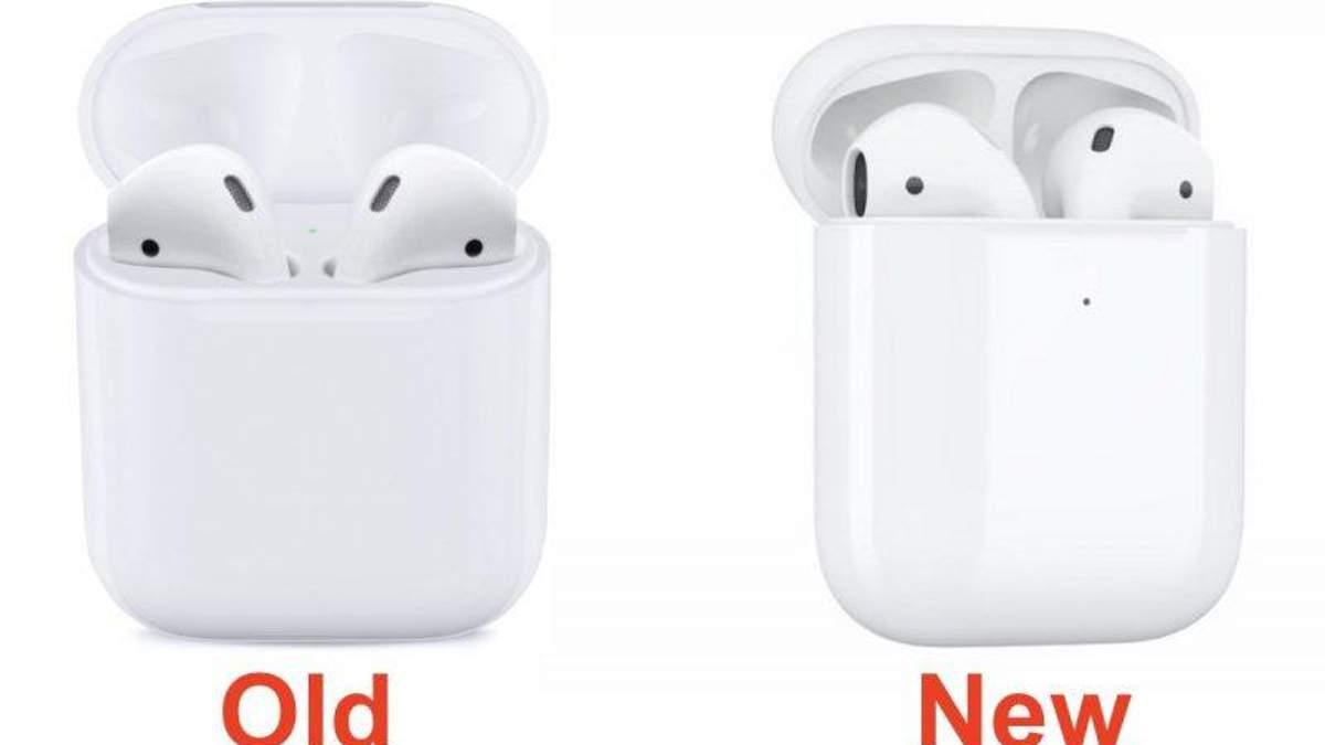 Apple AirPods 2: характеристики