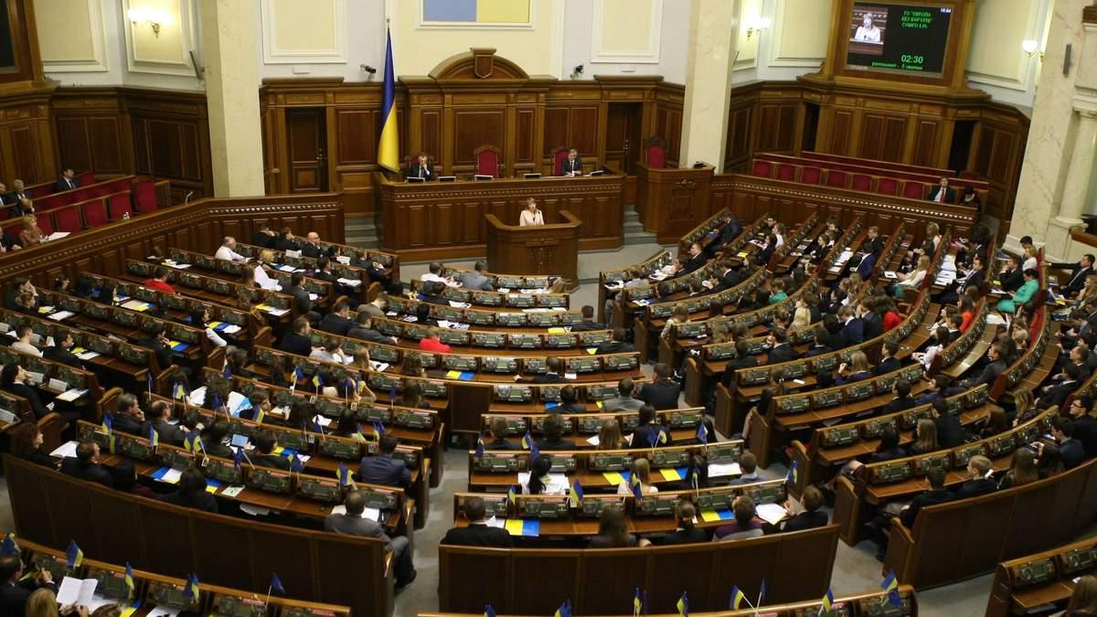Депутати проголосували за створення ТСК у справі Гандзюк