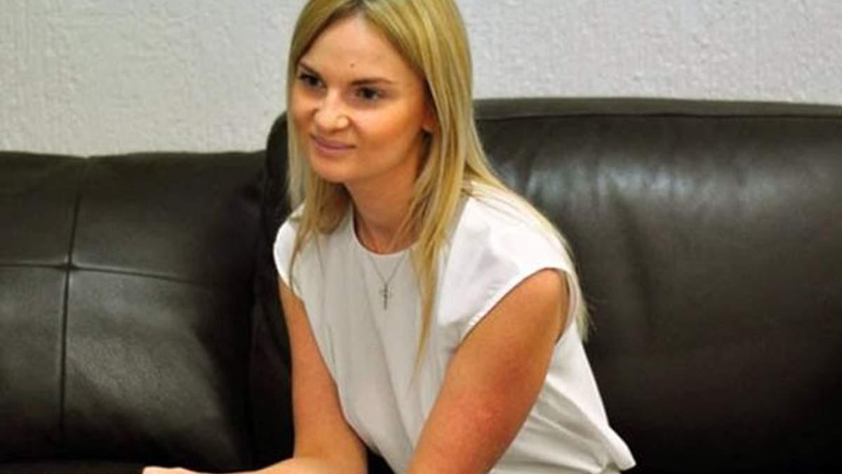 Виктория Березкина сбежала из Украины
