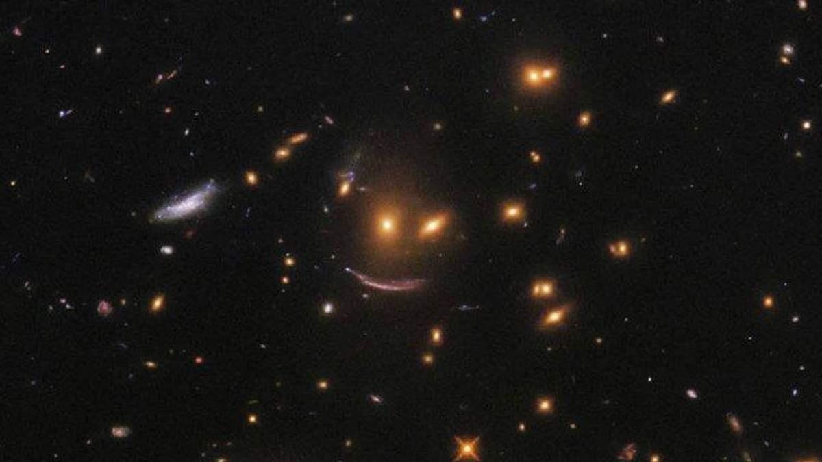 Hubble сфотографував цікаве зоряне утворення