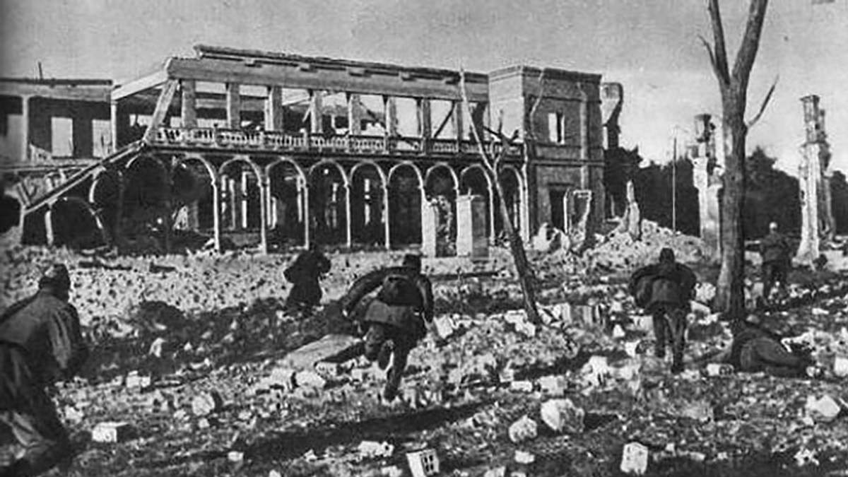 Як Київ звільнили від нацистів