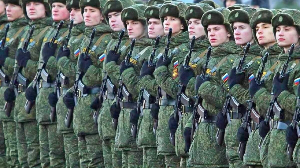 У Росії на армію планують виділити з бюджету шалену суму