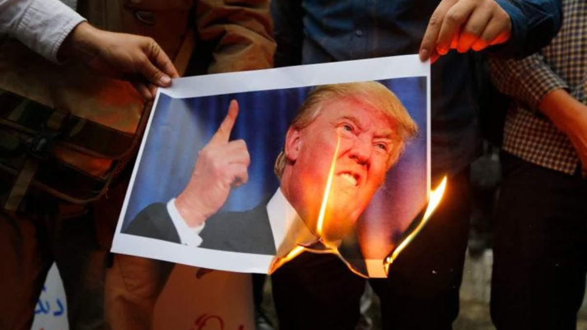 Що означають і до чого призведуть нові санкції США проти Ірану