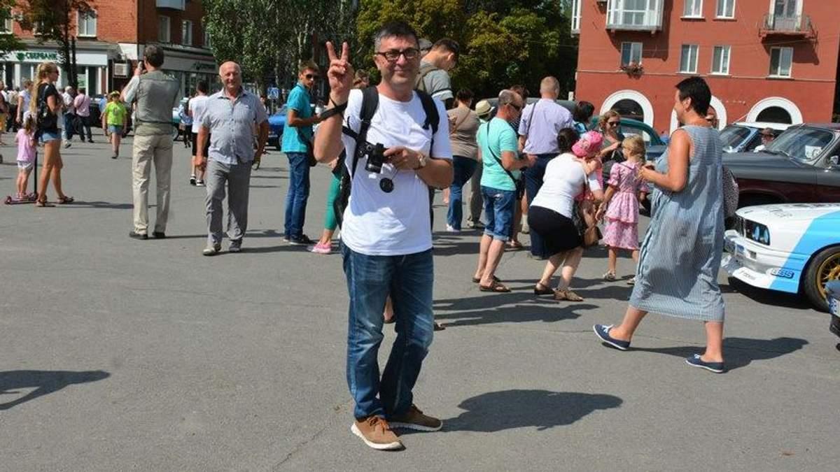 В Олександрії помер 41-річний український журналіст Руслан Гаврилов